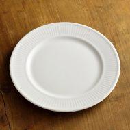 y2374-75-1 φ20.5FILLIVUYTツバ白デザート皿