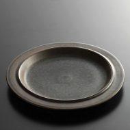 y2515-130-1 φ26.0アラビアアンティーク茶ディナー皿