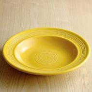y4304-30-1 φ23.3x4.0Tuxton 黄スープ皿