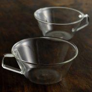 y6077 KINTO 耐熱ガラスティーカップ